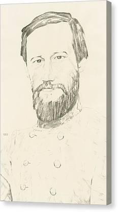 Stephen Lee Canvas Print by Dennis Larson