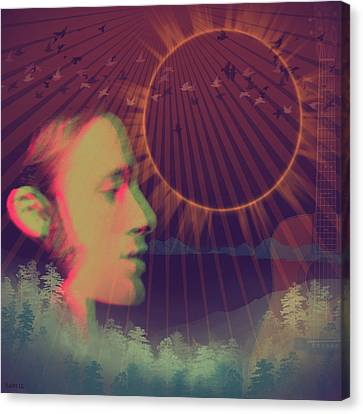 Stephen Stills Treetop Flyer Canvas Print
