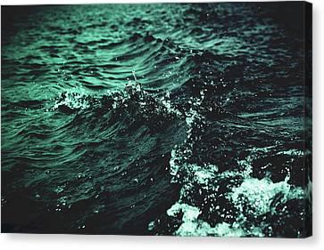 Still Beating Canvas Print by Kristin Hunt
