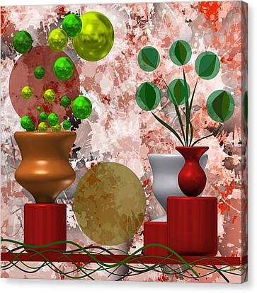 Still Life 777 Canvas Print