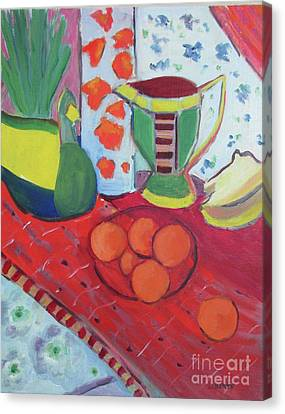 Canvas Print - Still Life After Matisse by Liberty Dickinson
