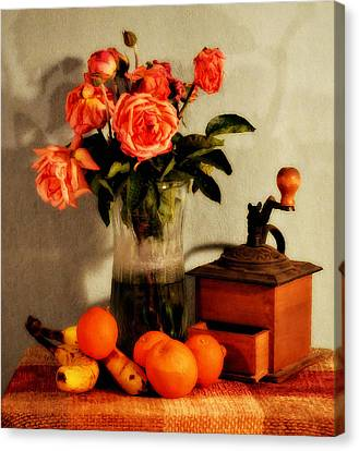 Canvas Print featuring the photograph Still Life - Aging by Glenn McCarthy Art and Photography