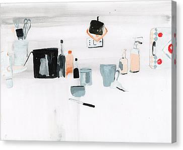 Still Life I Canvas Print by Giorgia Dalla Valle