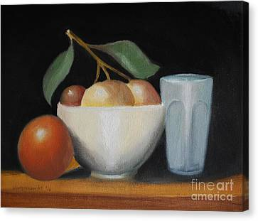 Still Life No-5 Canvas Print by Kostas Koutsoukanidis