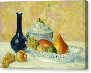 Still Life With Fruit    Nature Morte Aux Fruits Canvas Print