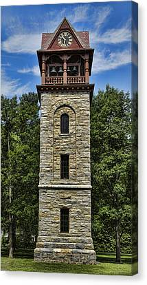 Stockbridge Memorial Tower Canvas Print