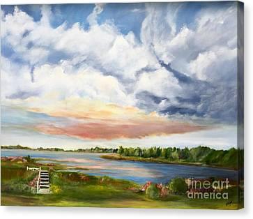 Stoker's  Swift Creek Canvas Print