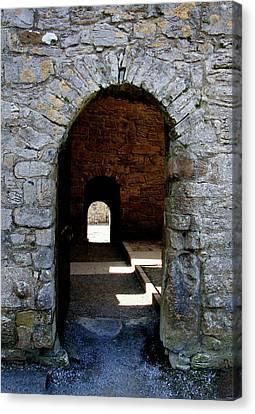Stone Arch Canvas Print