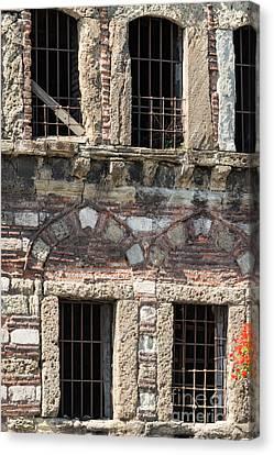 Stone Mason Needed Canvas Print by Bob Phillips