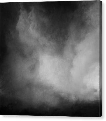 Stormy Blackness Canvas Print by Lonnie Christopher