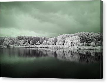 Stormy Friday Canvas Print