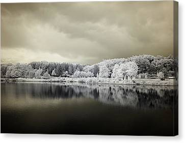Stormy Friday - Number 2 Canvas Print