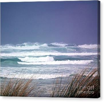 Stormy Ocean Canvas Print