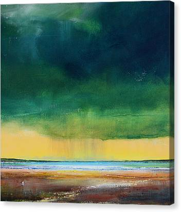 Stormy Seas Canvas Print by Toni Grote
