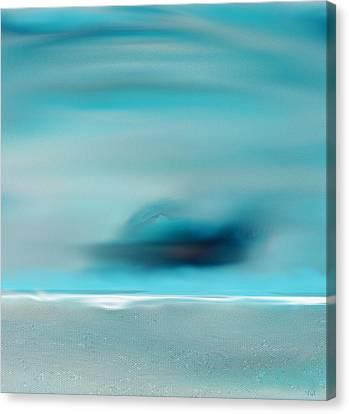 Stormy Canvas Print by Yul Olaivar