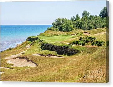 Straits No.17 Canvas Print