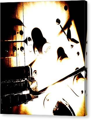 Canvas Print - Strat by Chad Rice