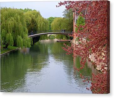 Stratford Upon Avon 6 Canvas Print by Douglas Barnett