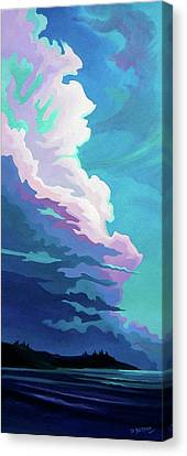 Stratocumulus Canvas Print by Dianne Bersea