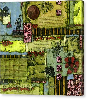 Canvas Print - Strawberry Moon by Laura Lein-Svencner