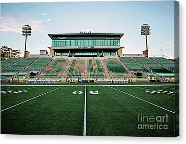 Canvas Print - Strawberry Stadium by Scott Pellegrin