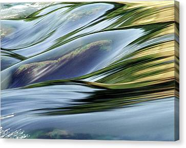 Stream 3 Canvas Print