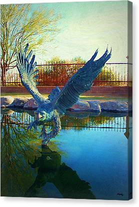 Strength Renewed Canvas Print by Glenn McCarthy Art and Photography