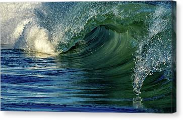 Strength Canvas Print by Stelios Kleanthous
