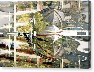 Stresa Canvas Print by Mary Mansey