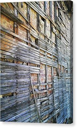 Strips Canvas Print