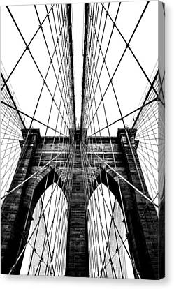 Strong Perspective Canvas Print by Az Jackson