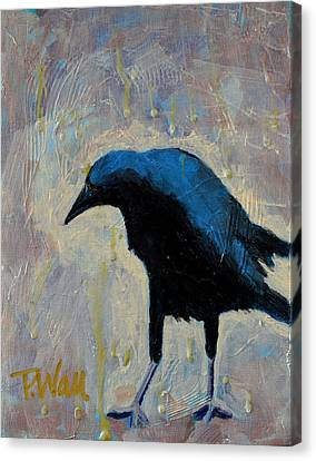 Struttin' Canvas Print by Pattie Wall