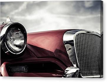 Studebaker Grille  Canvas Print