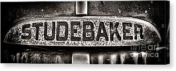 Studebaker Canvas Print by Olivier Le Queinec
