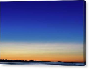 Stunning Sunset I Canvas Print