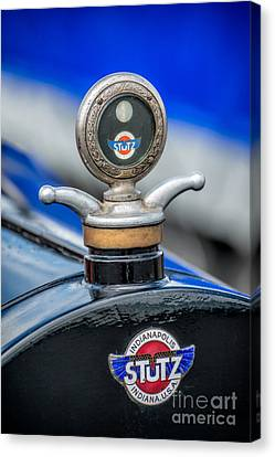 Stutz Motor Company Canvas Print by Adrian Evans