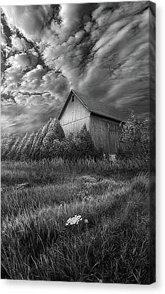 Hdr Landscape Canvas Print - Sublimity by Phil Koch