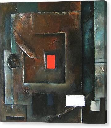 Canvas Print - Subterfuge by Martel Chapman