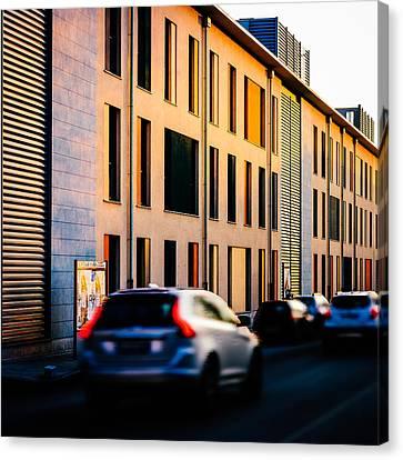 Suburbs Canvas Print