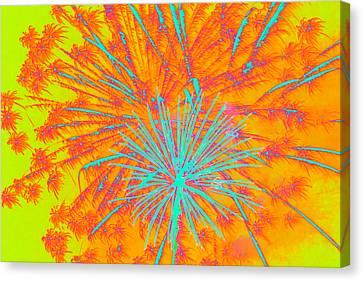Such A Blast  Canvas Print by Marnie Patchett