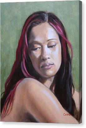 Sue Too Canvas Print