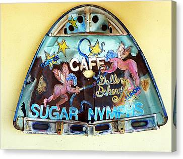 Sugar Nymphs Canvas Print