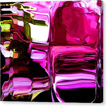 Sugar Plum Jam Canvas Print by Mindy Newman