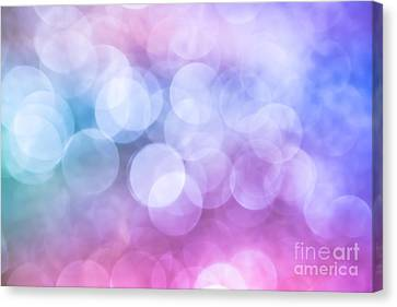 Canvas Print featuring the photograph Sugared Almond by Jan Bickerton