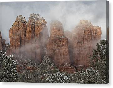 Sugarloaf Trail  Canvas Print