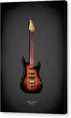 Suhr Classic Canvas Print by Mark Rogan