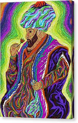 Sultan 2000 Canvas Print by Robert SORENSEN