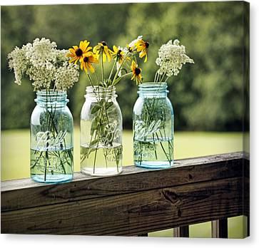 Summer Blooms Canvas Print