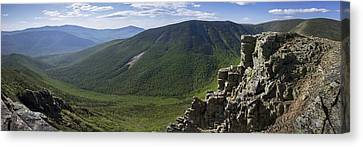 Summer Day On Bondcliff Canvas Print