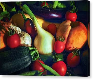 Summer Harvest Canvas Print by Karl Fritz